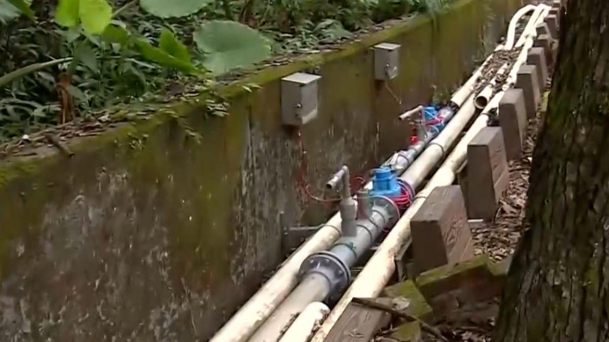 「泰安觀止」取得經營供水 遭控不公「斷管」下游苦