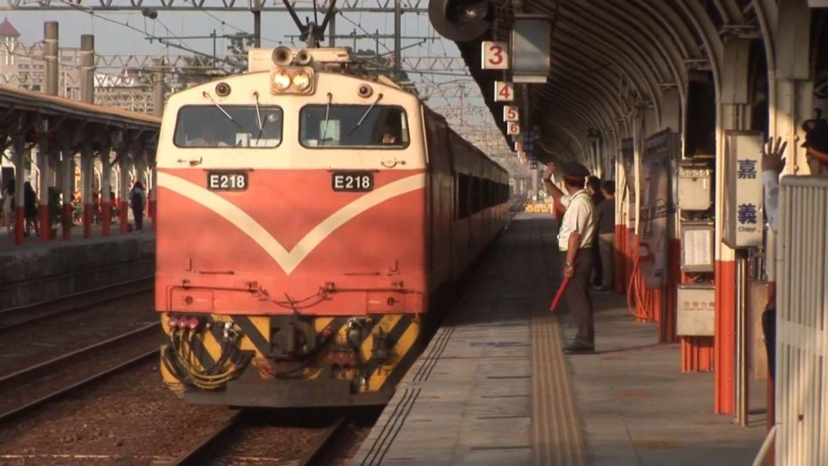 北上列車乘客癲癇發作 火車進站緊急救援