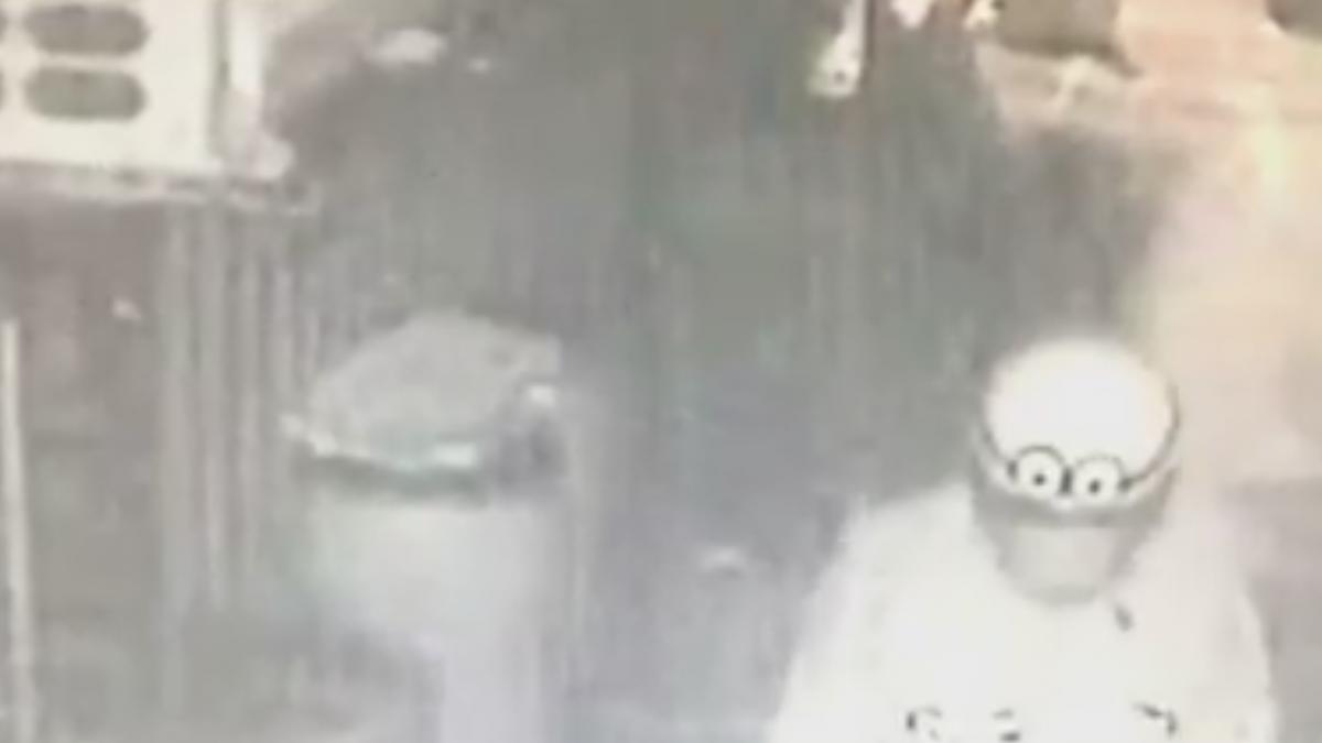 遭自助餐店辭退偷竊報復 安全帽醒目被逮