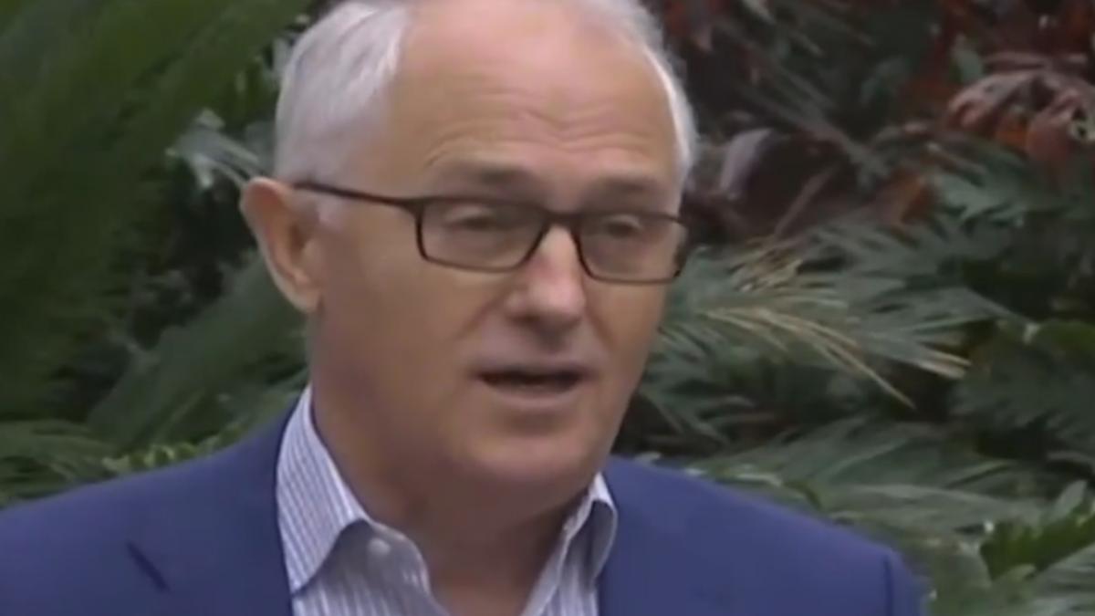 澳洲人民站起來! 澳洲總理撂中文嗆中國