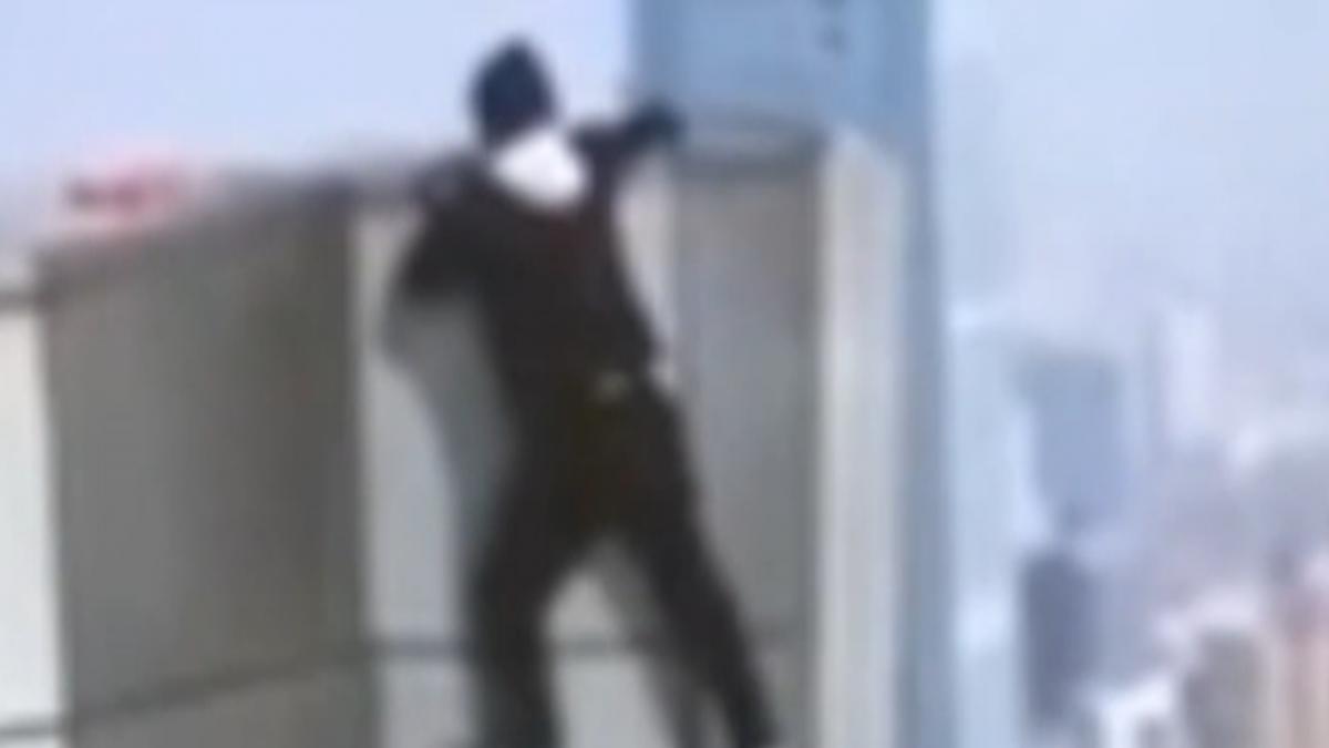 「極限玩家」吳永寧 體力不支、掙扎20秒墜樓亡