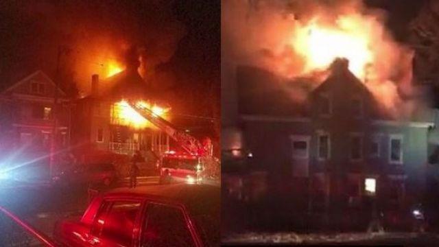 她用酒精殺臭蟲 結果整個家都燒毀了…鄰居也遭殃