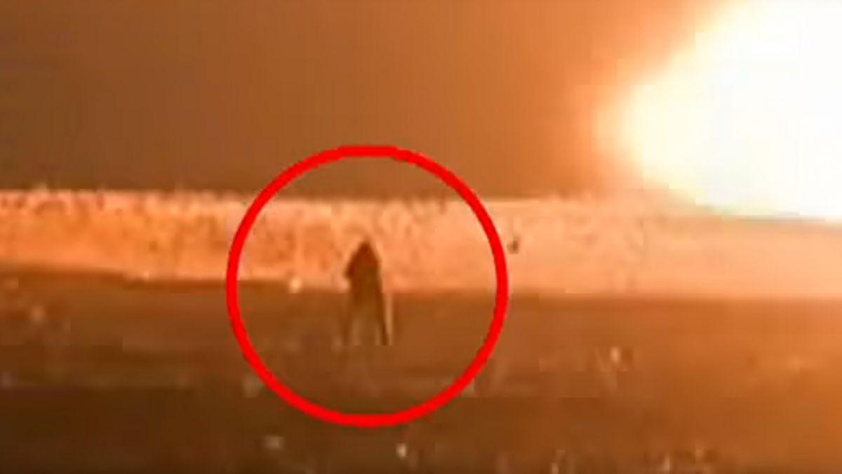 【影片】北韓發射火星15!攝影師慘遭烈火吞噬 驚人畫面曝光