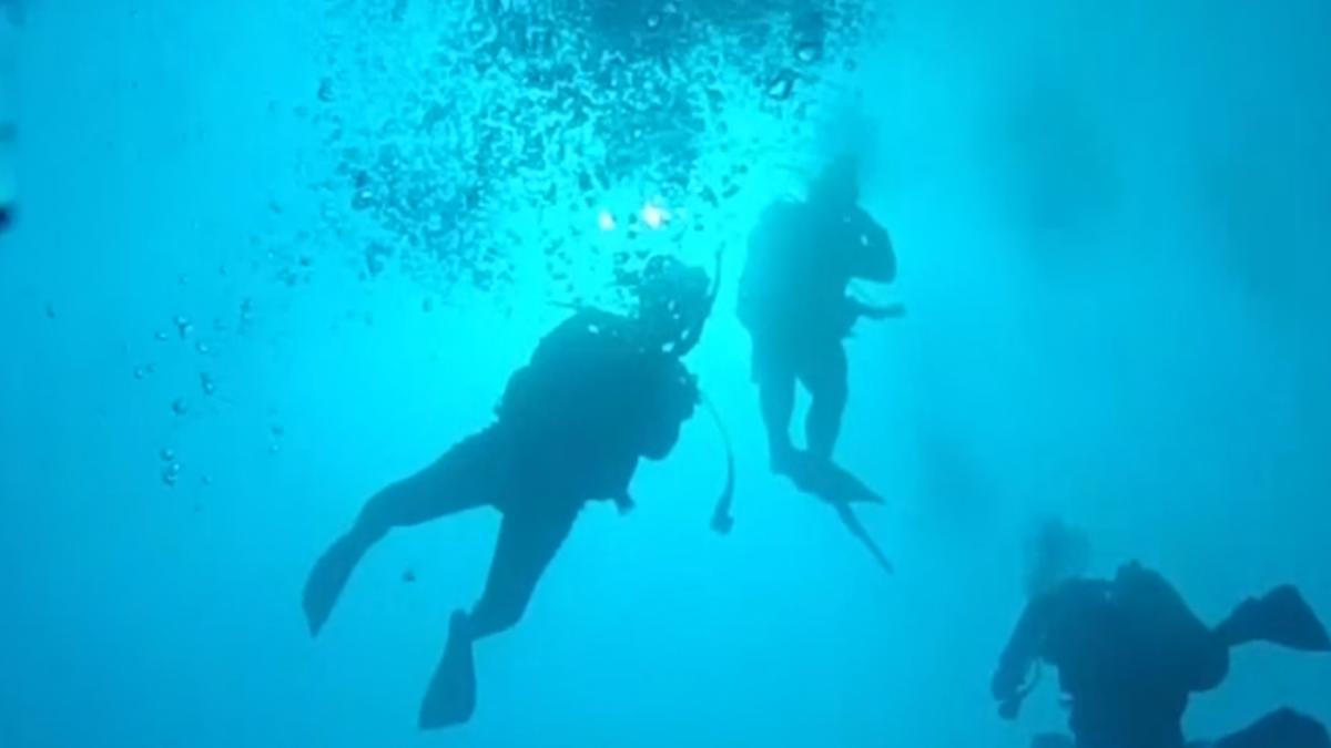 險!香港籍夫妻墾丁潛水遭海流帶走 幸被救回