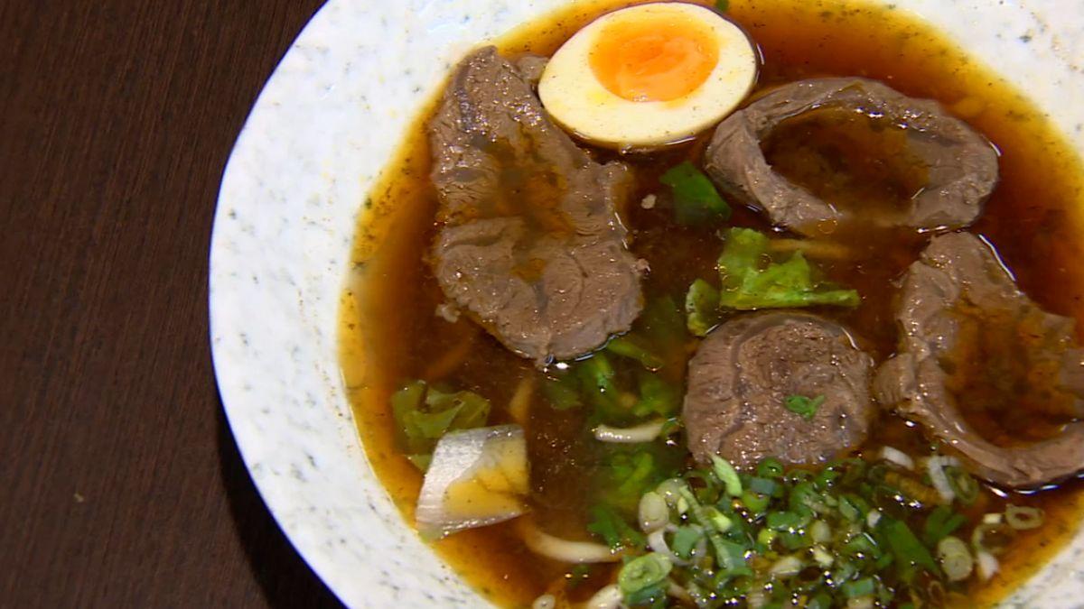 一碗熱量直逼三碗飯 吃牛肉麵熱量高?