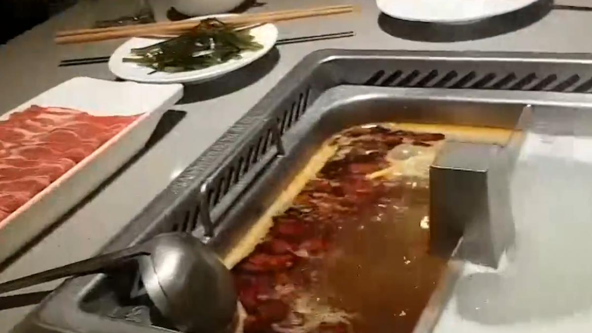 「自帶食材」煮不另收費? 直擊麻辣鍋店用餐