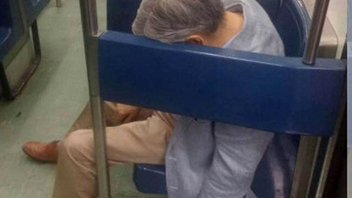 老翁博愛座上睡著 員工下班才發覺猝死!乘客伴屍數小時