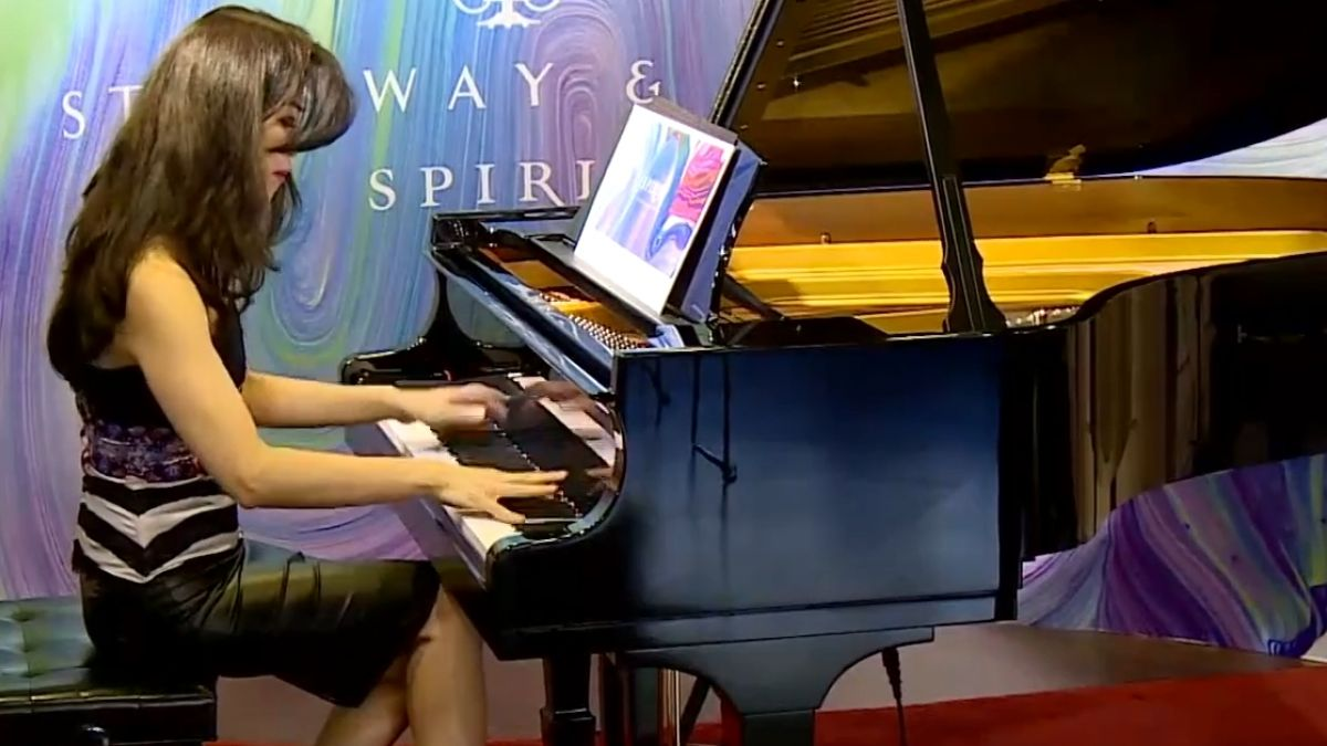 回饋故鄉 鋼琴家陳毓襄帶新秀走向國際