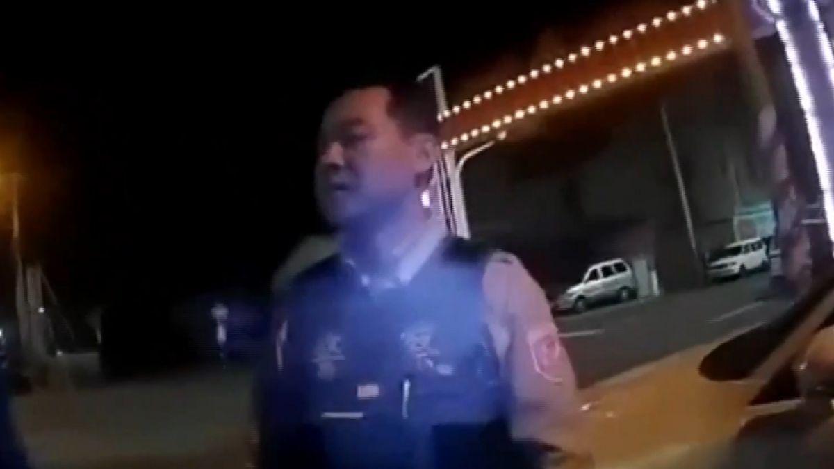 不滿前妻酒駕肇事 男罵哭她還想搶警配槍