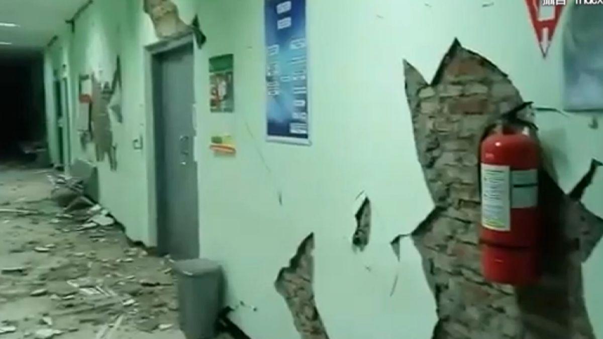印尼西爪哇6.5強震 多棟建築塌 至少2死7傷