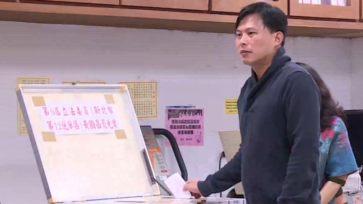 罷免案投票 黃國昌僅說謝謝 孫繼正:風雨生信心