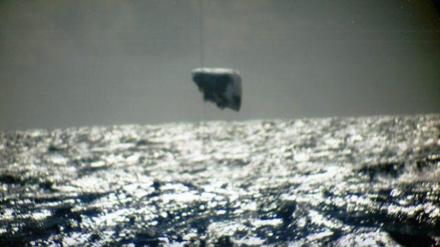 【影片】拍到橢圓形物體高速移動!美國防部砸6.6億秘密研究UFO
