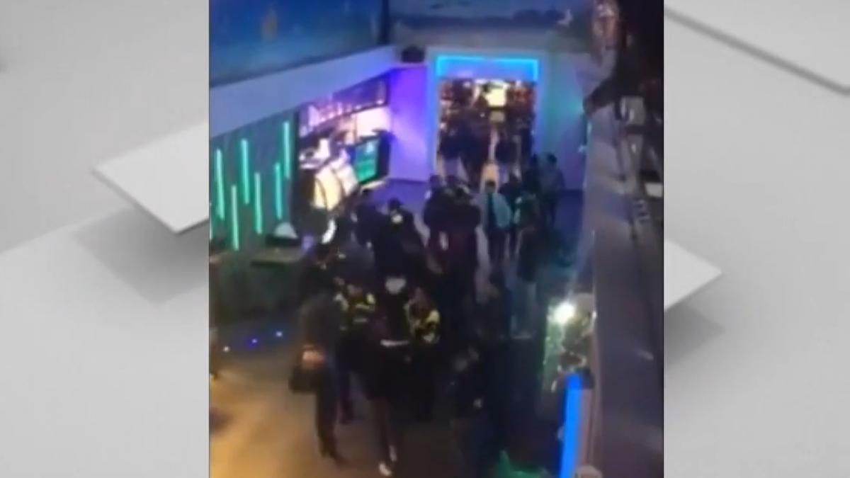 KTV互嗆起衝突 女警噴「辣椒水」壓制