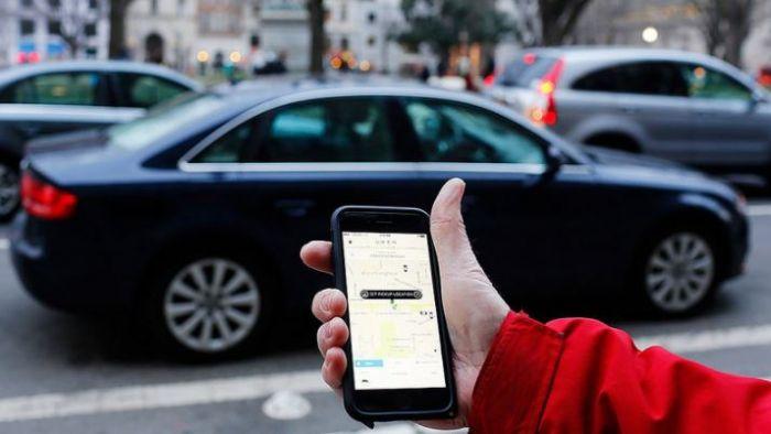 跑8公里要43萬!男搭Uber付天價車費 網諷:是私人飛機吧