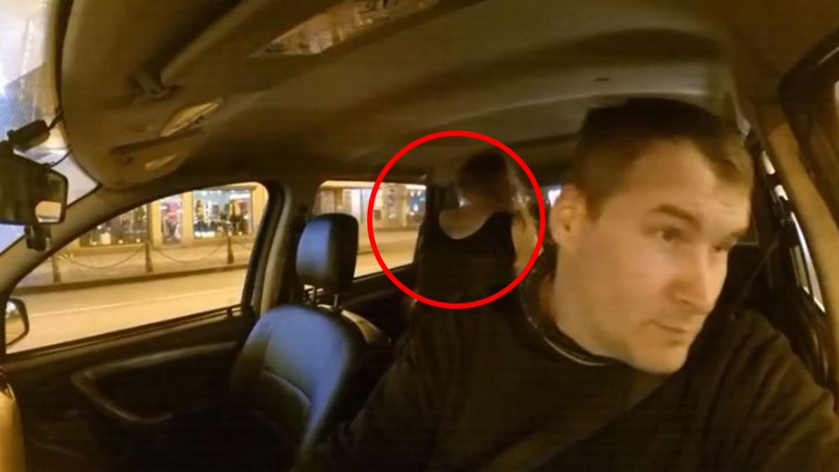 情侶搭小黃凍未條 逼司機下車!他暴怒:最好撐得了10分鐘
