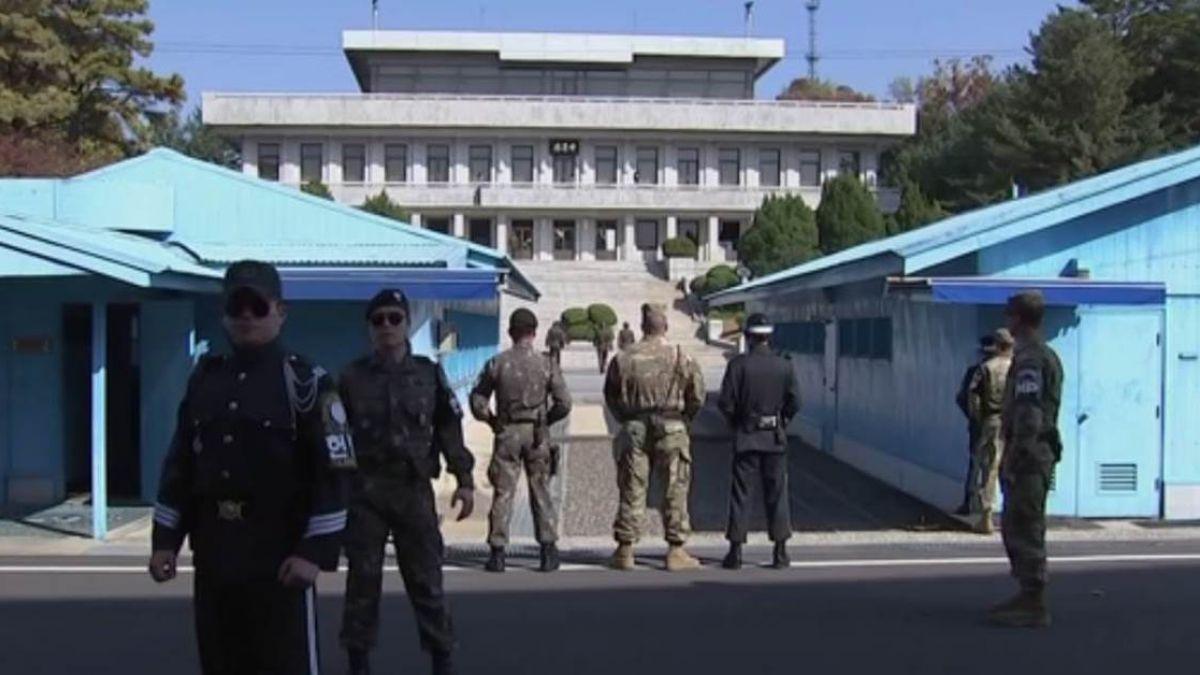 北韓士兵又叛逃!濃霧中絕命疾奔 南韓開20槍掩護