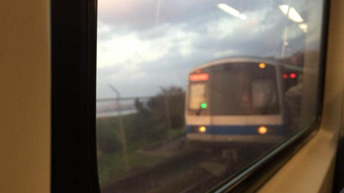 北捷淡水線列車異常已排除 拖班班距調整中
