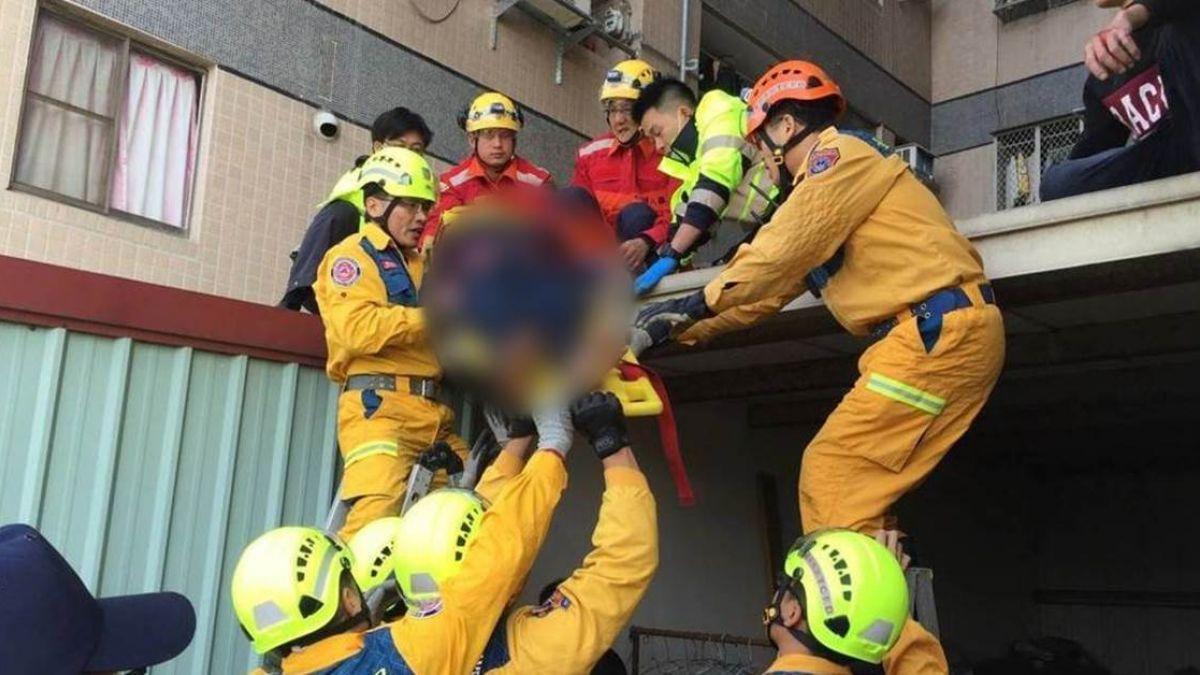 「你是不是有小三?」女負氣跳15樓 男友拉不住…看著她墜落