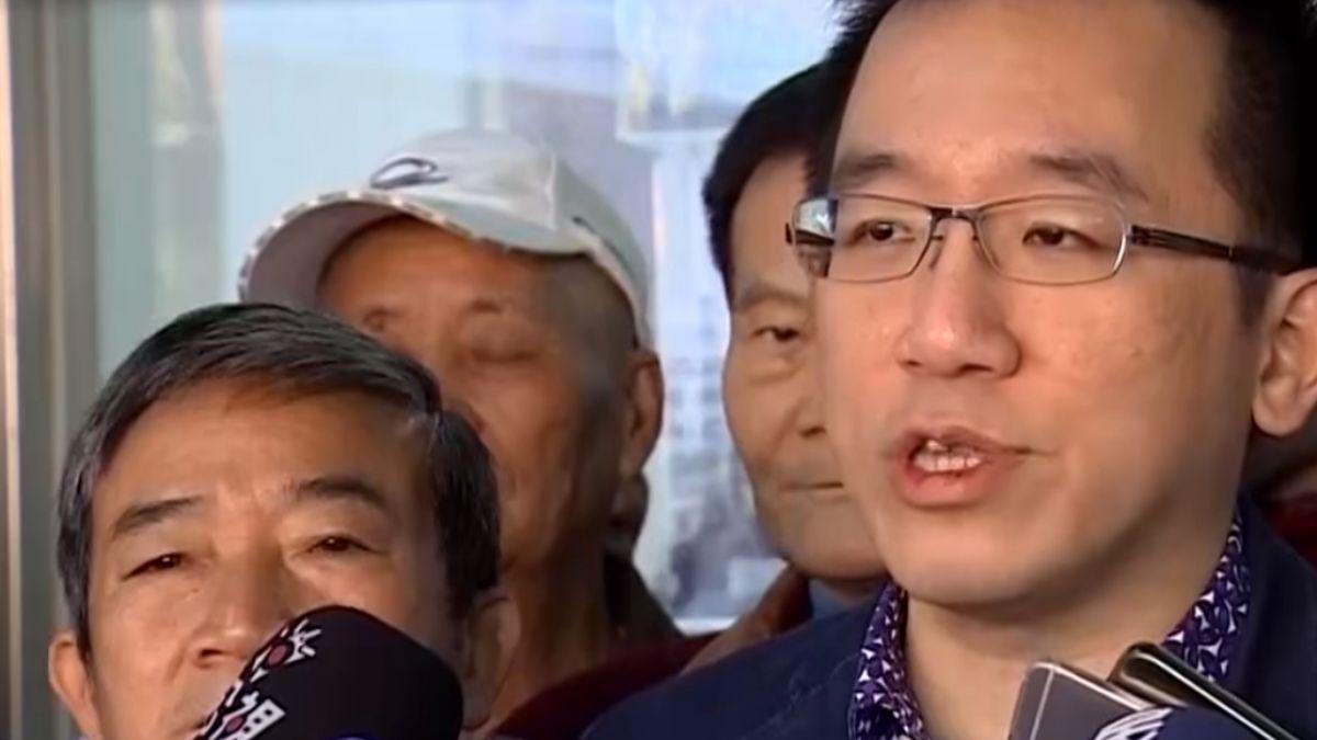 陳致中宣布參選市議員初選 從基礎出發