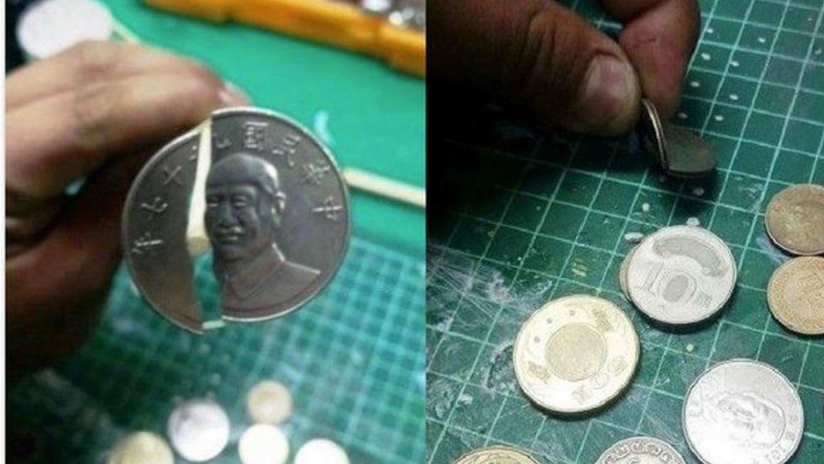 逛夜市慘收斷裂10元假幣…網友驚呼:賺好幾倍!