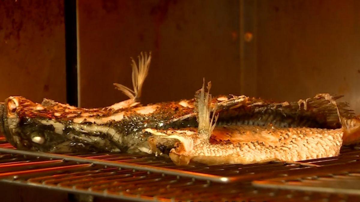 廣西風味烤魚台灣吃得到 口味獨特