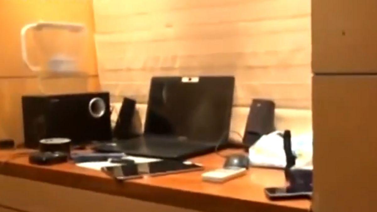 詐騙集團3c化!偽裝簽賭站掩護電信詐欺機房