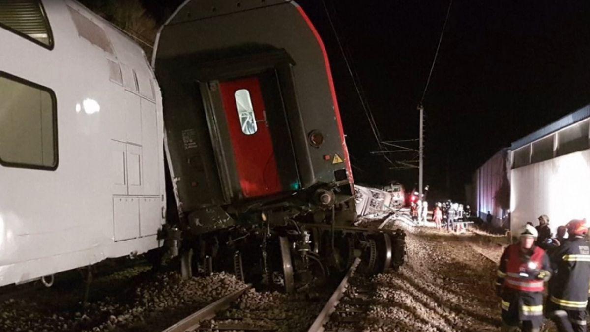 疑煞車失靈 西班牙火車衝撞月台45人傷