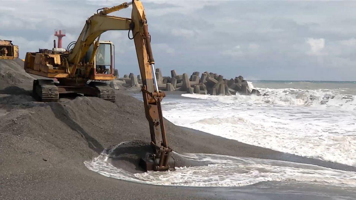 吹東北季風 大武漁港淤沙嚴重 漁船生計慘