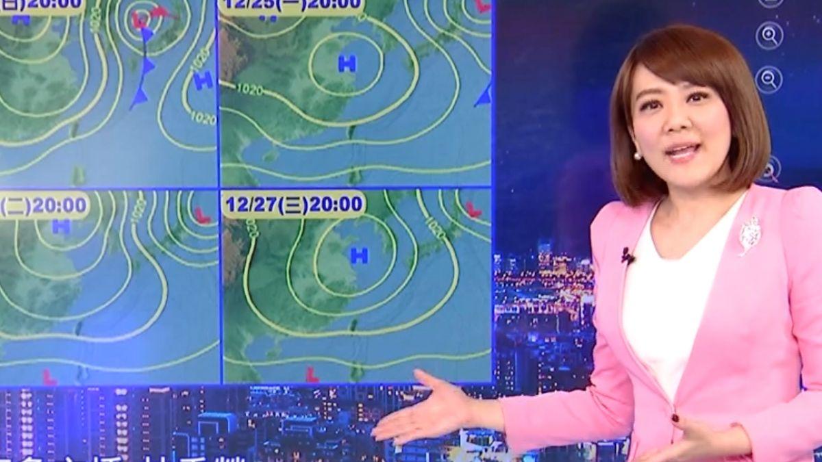 【2017/12/23】明季風增境外污染增 提升橘色警戒