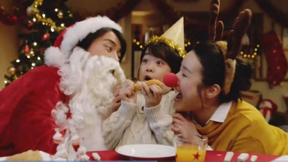 日本耶誕節怪傳統 竟是吃速食店炸雞