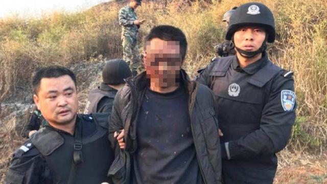 陸警列40人暗殺名單?槍殺2人逃亡後落網 內幕曝光