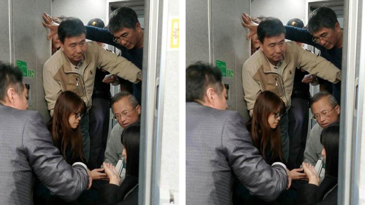 女孩搭高鐵突病發!廣播求救衝來8名醫護 結局超暖