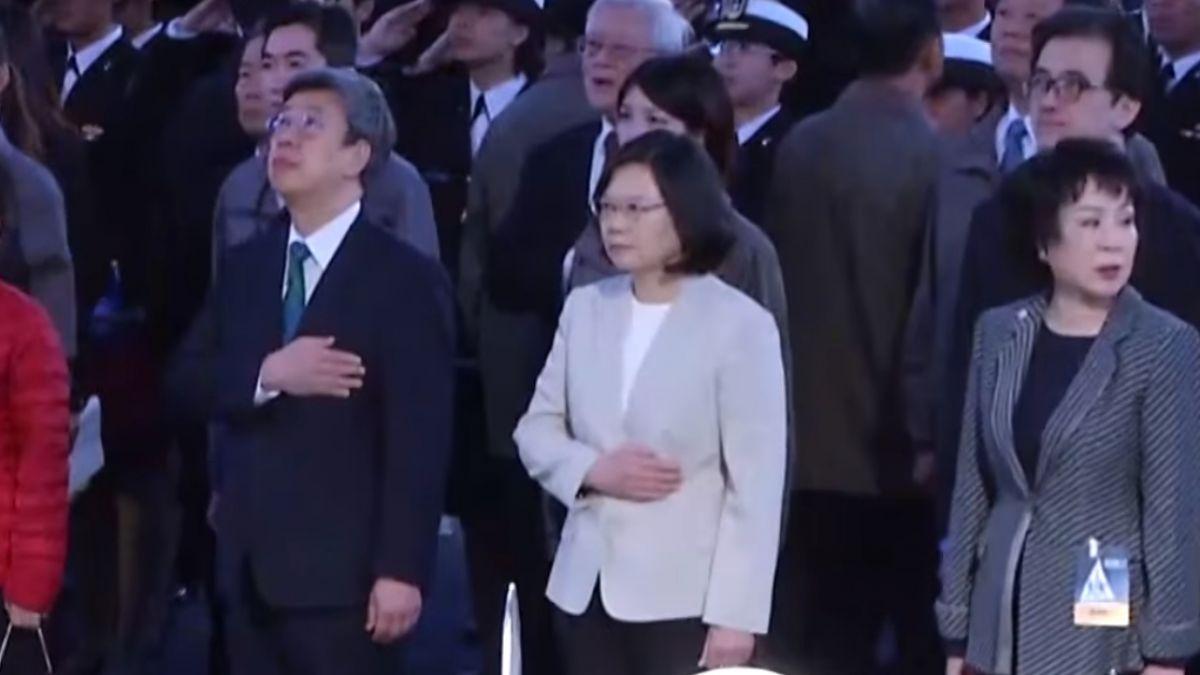 談台灣低薪環境 蔡總統:我的夢想基本薪資3萬元