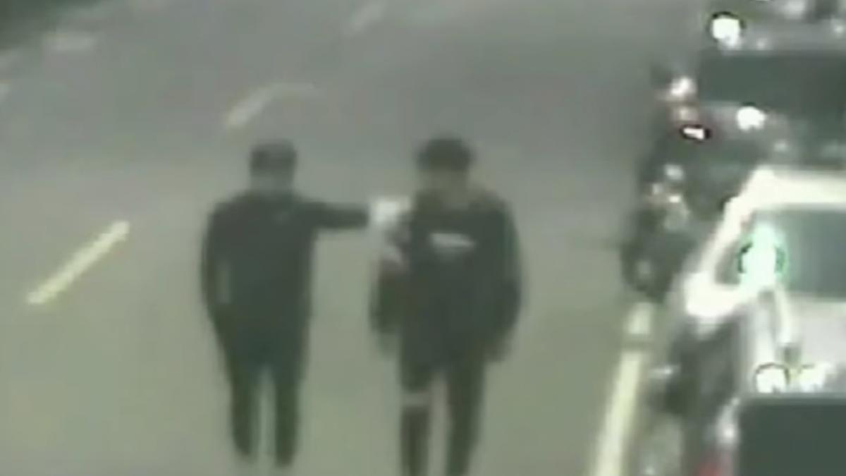 「我是少年隊」!假警抓高中生抽菸 詐騙潮鞋