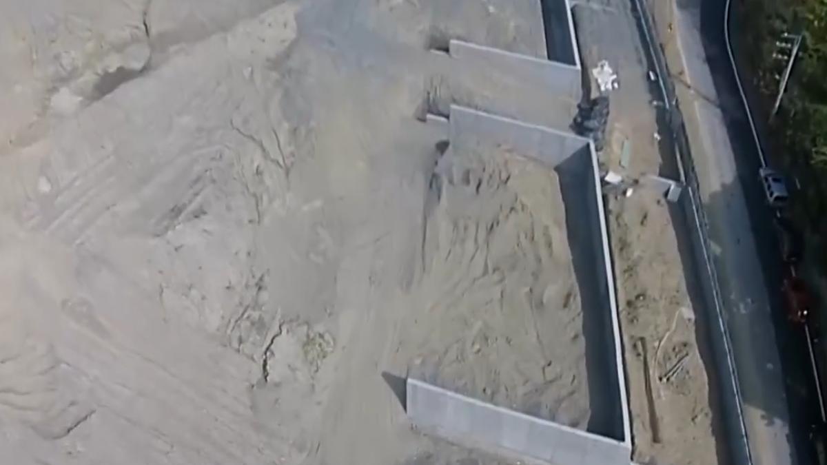 濫墾水源處蓋小木屋 147籃球場大山林禿了
