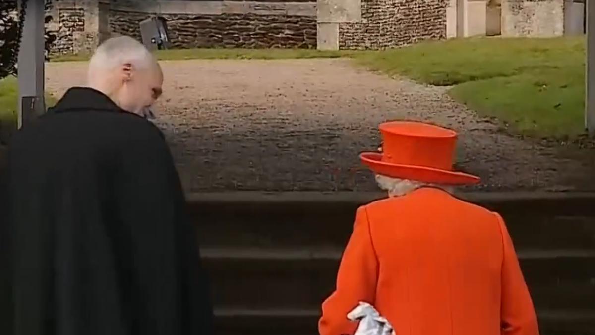 英皇室耶誕禮拜 梅根首度與皇室成員過節