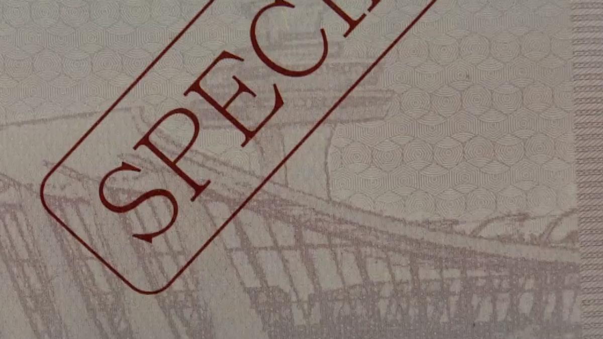 新護照誤植美機場 外交部第一時間稱是桃機