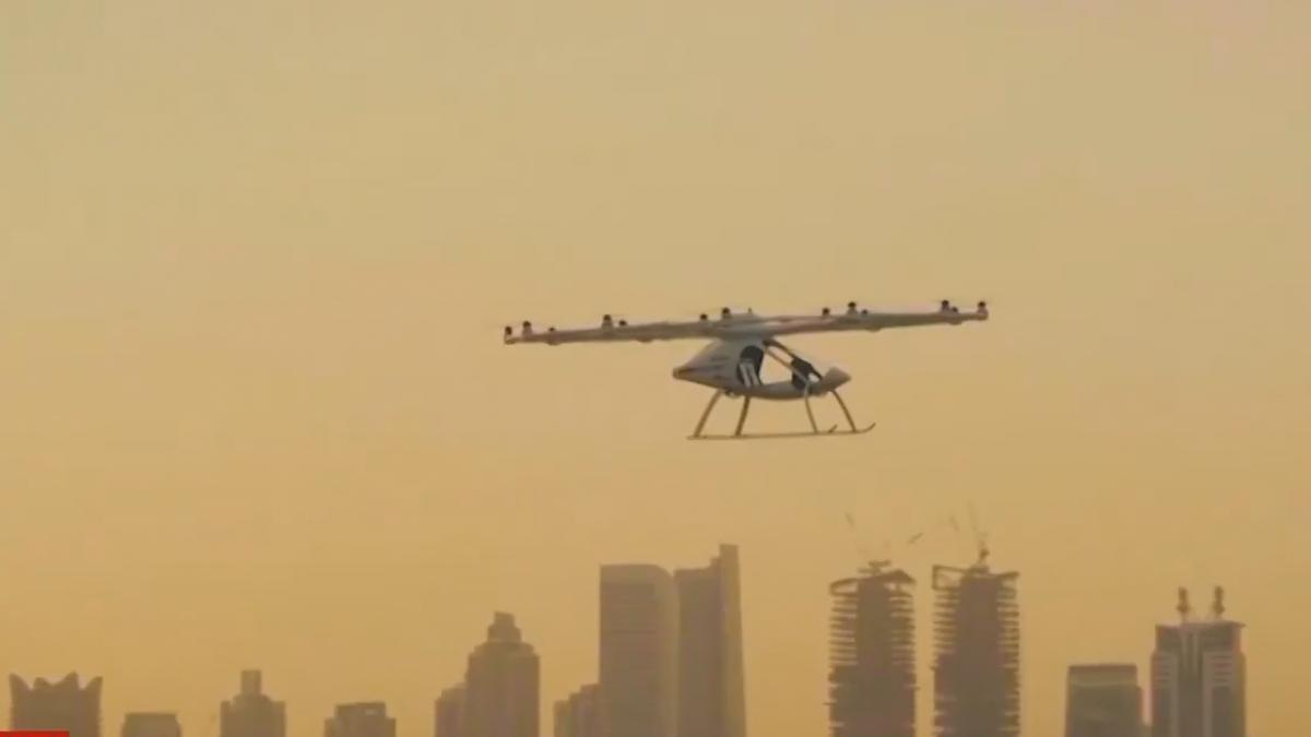 引進未來交通最新科技 杜拜正積極布局
