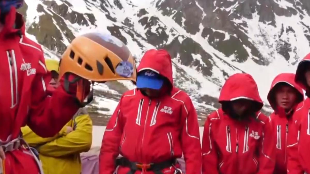 獨自登山風險高 初學者應結伴入山