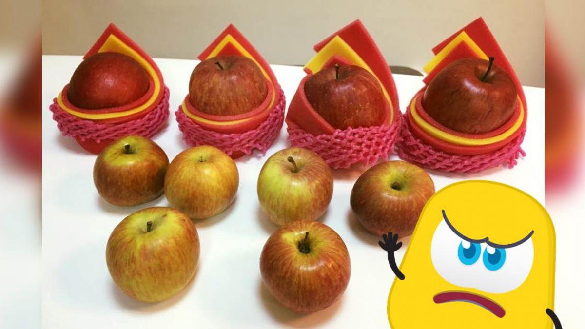 買10顆蘋果花1300元…男友被坑竟還炫耀「攤販算我便宜!」