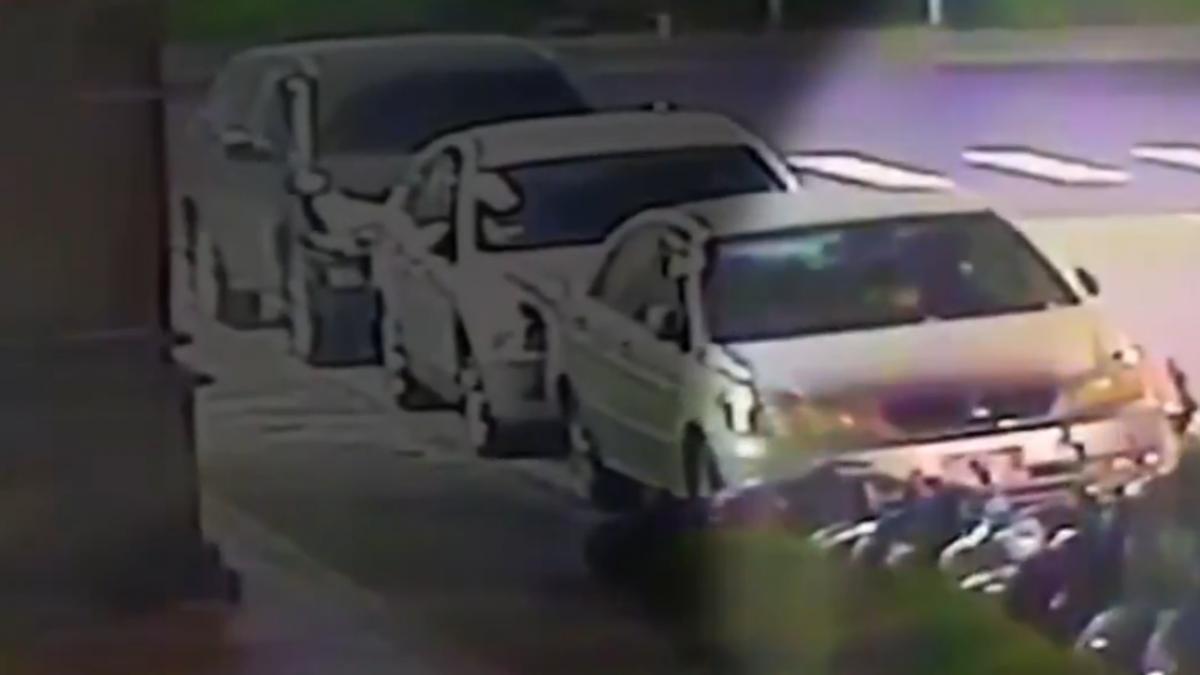 黑車駕駛清晨市區撞車肇逃 11汽機車受損
