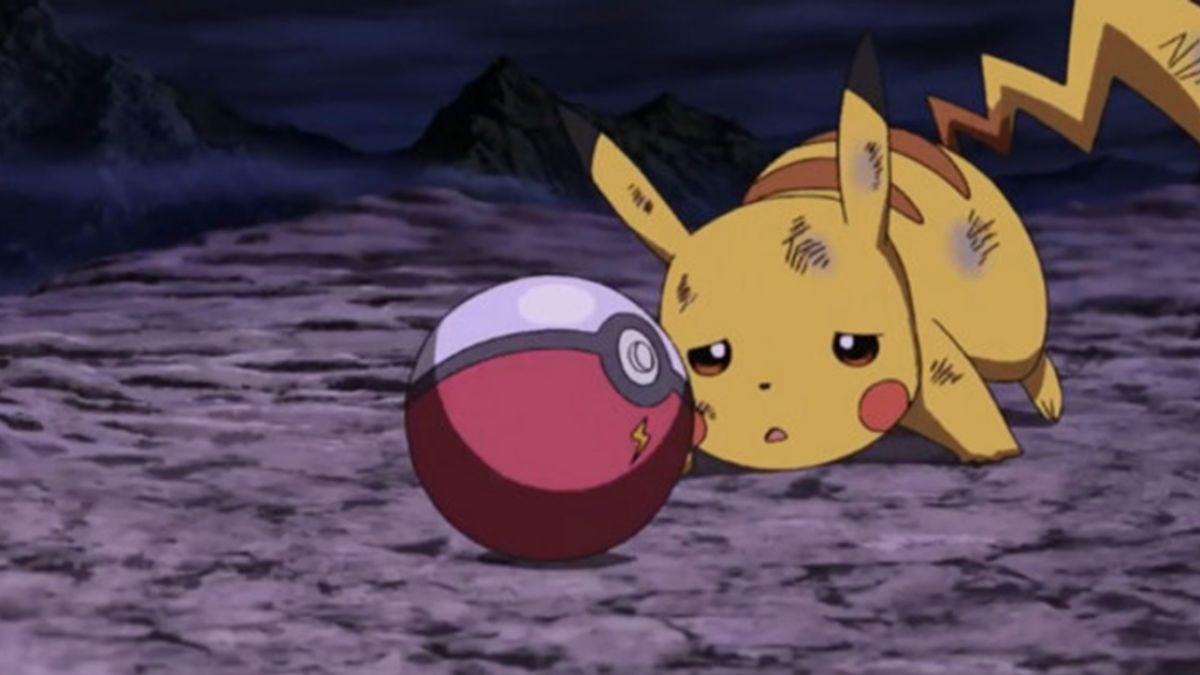 皮卡丘為何不肯進寶貝球?官方給答案…網友爆哭:眼淚一直流