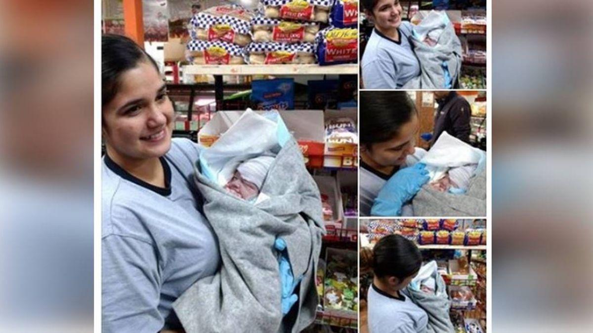 孕婦超商採買…突陣痛驚喊「我要生了」 員工幫接生