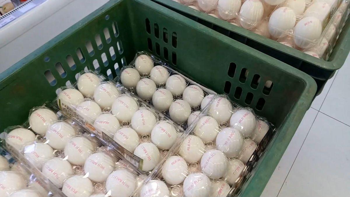 「萇記泰安」回收過期蛋 重新包裝出售賣7年