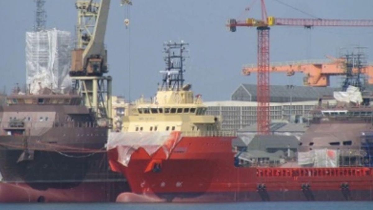 偷運油給北韓?!台船疑涉案 曾現人力銀行招人