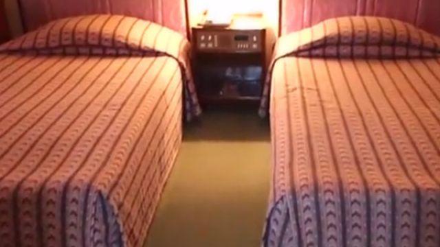 超像20年前!實拍北韓頂級酒店 沙發、床單滿滿復古味