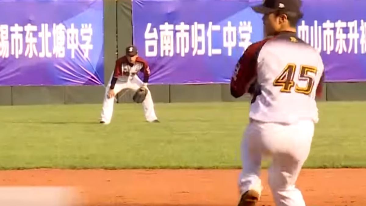 大陸棒球潛力無限 台灣教練西進發展