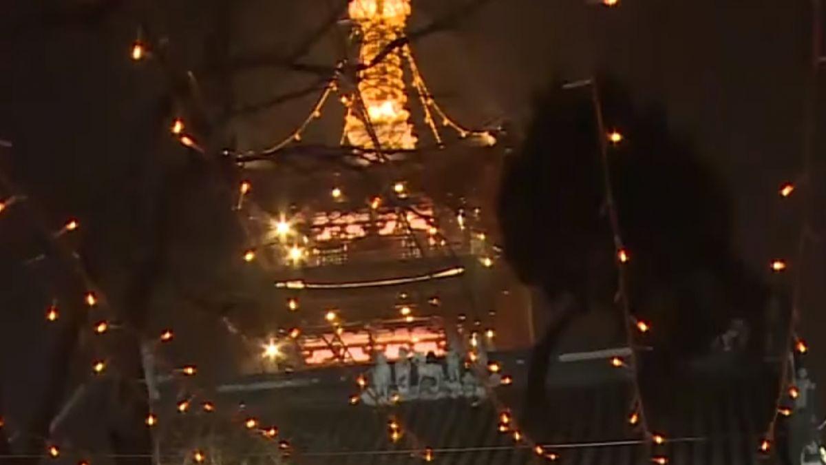「108聲鐘響」 蘇州寒山寺跨年肅靜溫馨