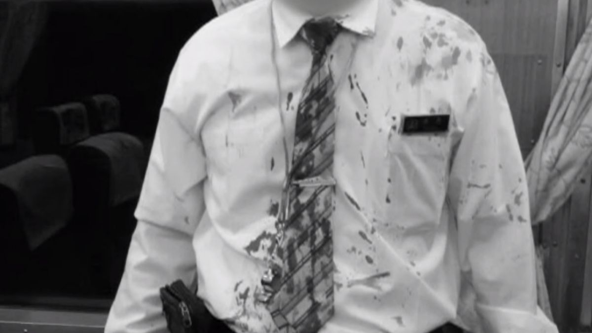 跨年前夕旅客持酒瓶傷列車長 台鐵喊告
