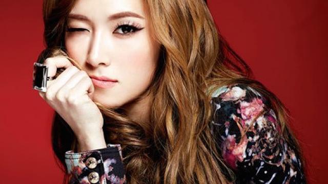 潔西卡來台跨年風靡台灣 不僅會唱跳還是商業富婆
